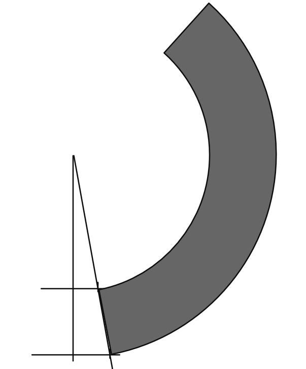 how to design a truncated cone